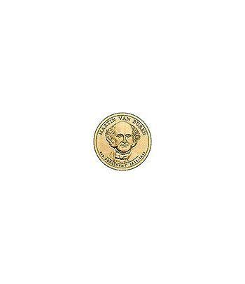 E.E.U.U. 1$ (2008) 8º Presidencial Martin Van Buren (2cecas)  - 2