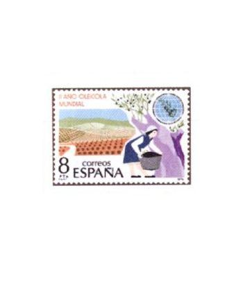 2557 II Año Oleícola Internacional  - 2