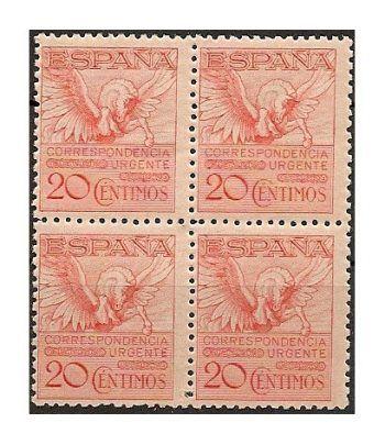 0454 Pegaso (Bloque de 4)  - 2