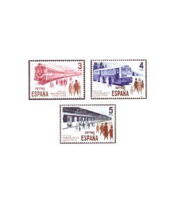 2560/62 Utilice transportes colectivos  - 2