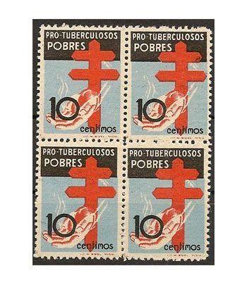 0840 Tuberculosos (Bloque de 4)  - 2