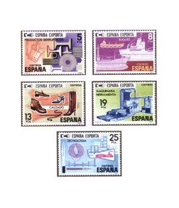 2563/67 España exporta  - 2