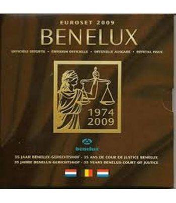 Cartera oficial euroset Benelux 2009  - 2
