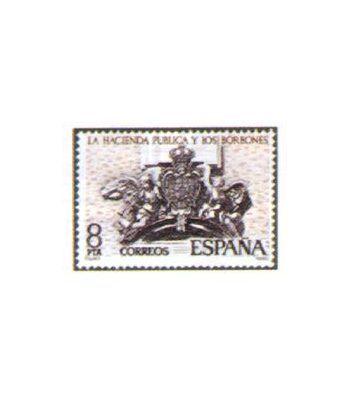 2573 La Hacienda Pública y los Borbones  - 2