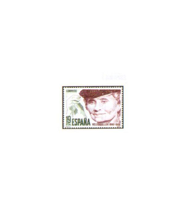 2574 Centenario de Helen Keller  - 2