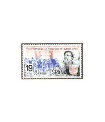 2584 IV centenario de la fundación de Buenos Aires  - 2