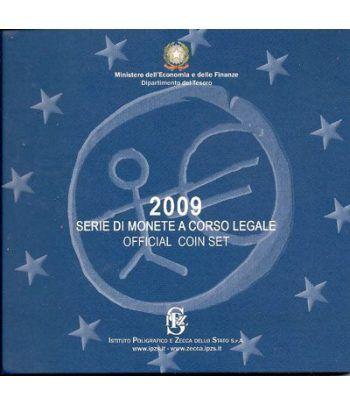 Cartera oficial euroset Italia 2009  - 2