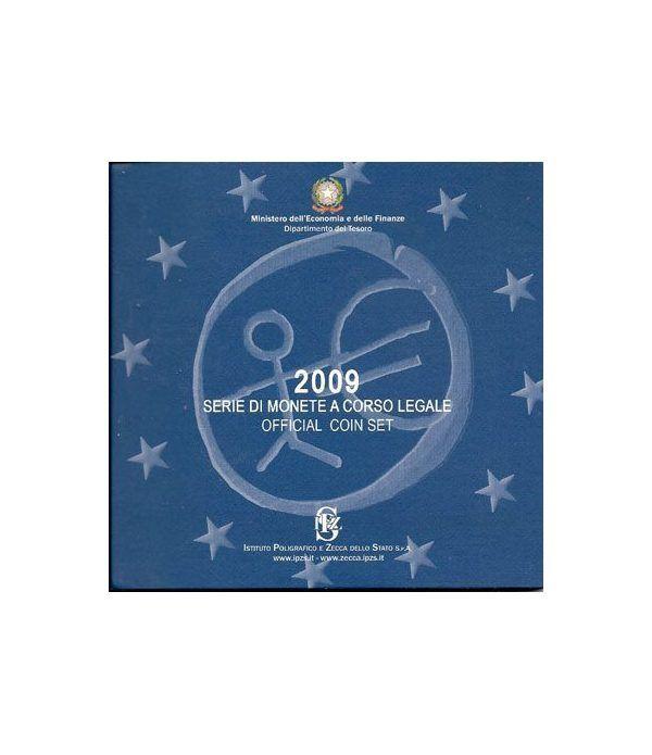 Cartera oficial euroset Italia 2009  - 1