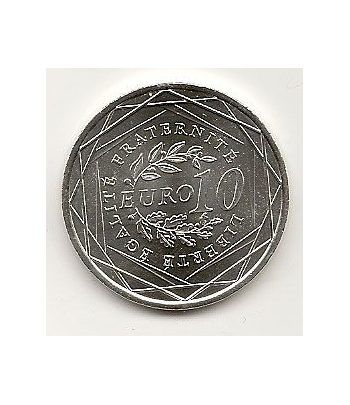 Francia 10 euros 2009  - 1