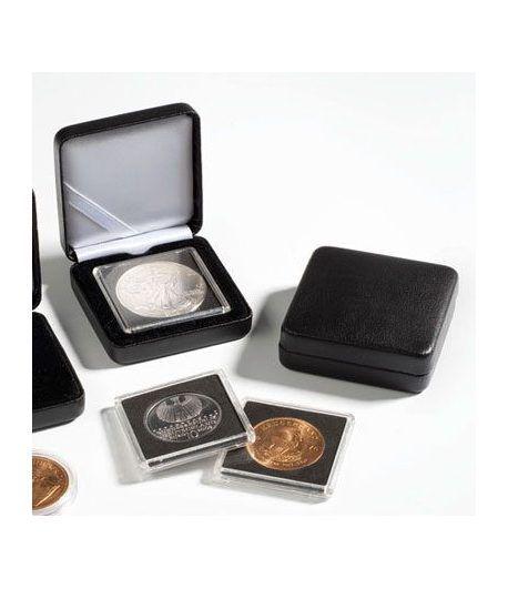Estuche monedas metal NOBILE para capsula redonda 28mm. Estuche Monedas - 2