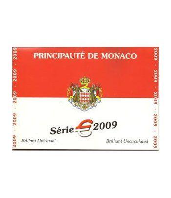 Cartera oficial euroset Monaco 2009  - 4