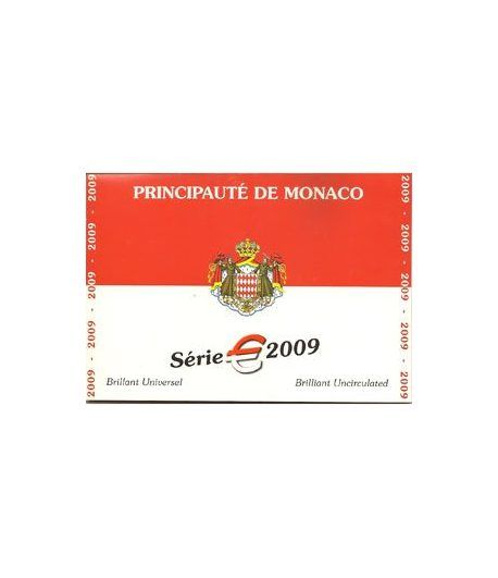 Cartera oficial euroset Monaco 2009  - 1