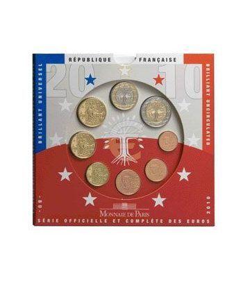Cartera oficial euroset Francia 2010  - 2