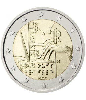 moneda conmemorativa 2 euros Italia 2009.  - 2