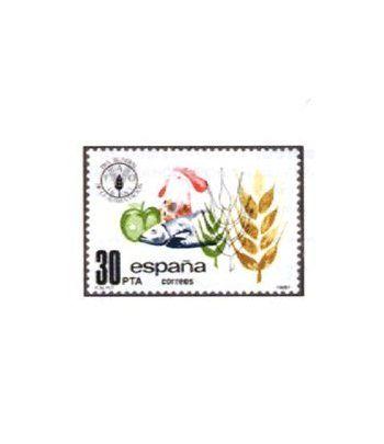 2629 Día mundial de la alimentación  - 2