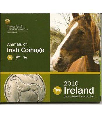Cartera oficial euroset Irlanda 2010  - 2