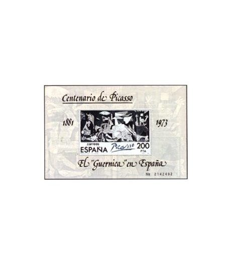2631 HB El Guernica de Picasso en España  - 2