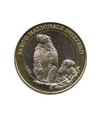 Suiza 10 francos 2010  - 1