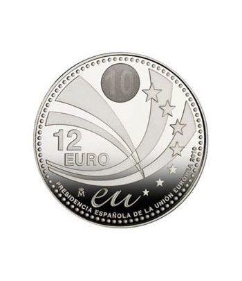 Moneda conmemorativa 12 euros 2010.  - 2