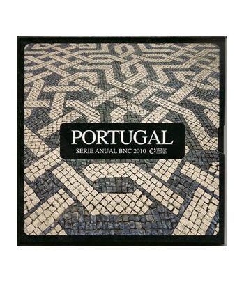 Cartera oficial euroset Portugal 2010  - 2