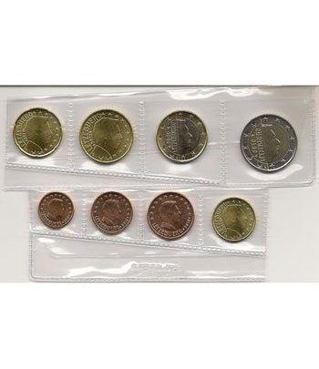 monedas euro serie Luxemburgo 2010  - 2