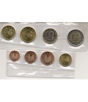 monedas euro serie España 2010  - 2