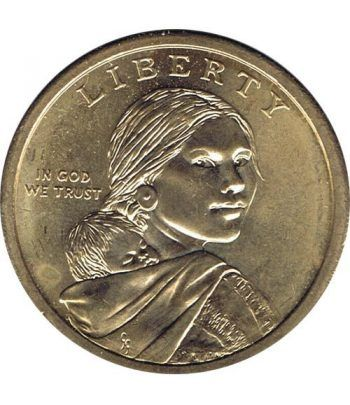 E.E.U.U. 1$ (2010) Nativa Americana  - 1
