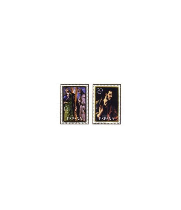 2666/67 Homenaje a El Greco  - 2