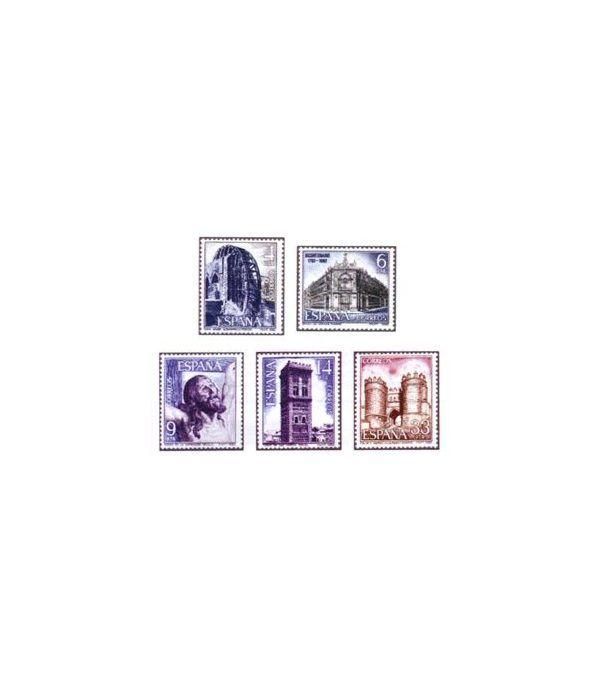 2676/80 Paisajes y Monumentos  - 2