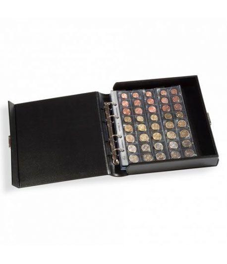 LEUCHTTURM Album archivador de monedas Classic OPTIMA. Album Monedas - 1