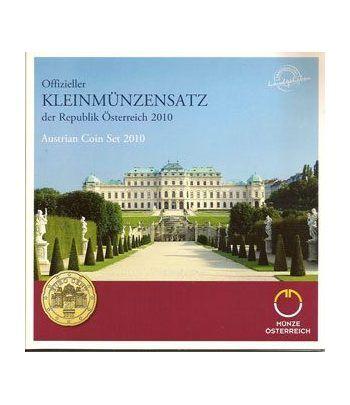 Cartera oficial euroset Austria 2010  - 2