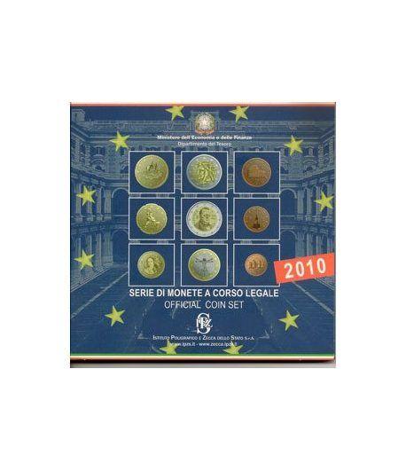 Cartera oficial euroset Italia 2010  - 2