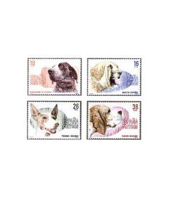 2711/14 Perros de raza española  - 2
