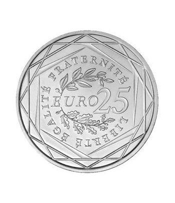 Francia 25 euros 2009  - 1