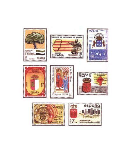 2735/42 Estatutos de Autonomía  - 2