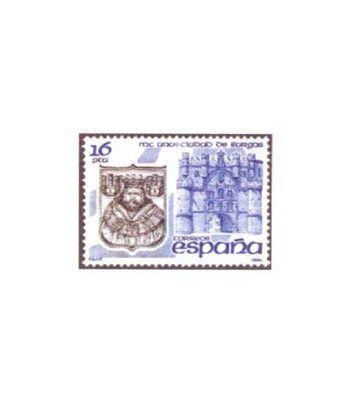 2743 MC aniversario de la ciudad de Burgos  - 2