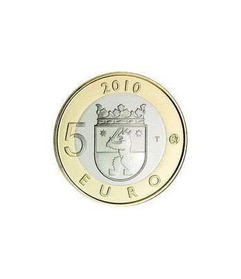 moneda Finlandia 5 Euros 2010 (2ª) Sakatunka.  - 4