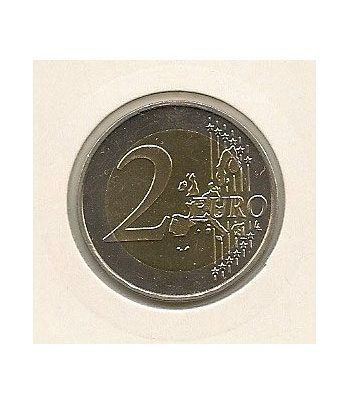 moneda conmemorativa 2 euros Alemania 2008 F (mapa antiguo).  - 2