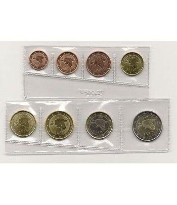 monedas euro serie Estonia 2011  - 2