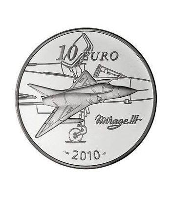 Francia 10 € 2010 Marcel Dassault  - 2