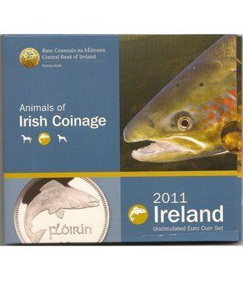 Cartera oficial euroset Irlanda 2011  - 2