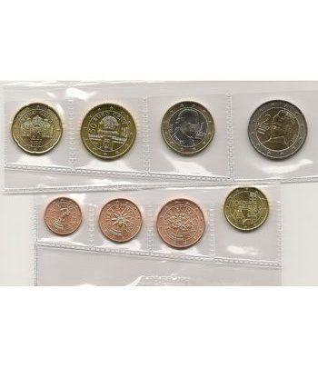 monedas euro serie Austria 2010  - 2