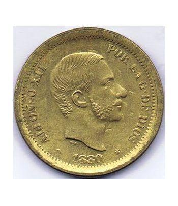 50 centavos de peso (Prueba realizada para ensayo) Laton  - 1