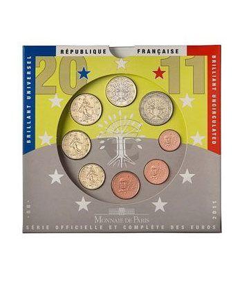 Cartera oficial euroset Francia 2011  - 2