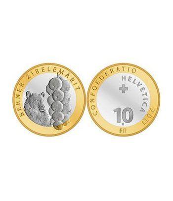 Suiza 10 francos 2011  - 2
