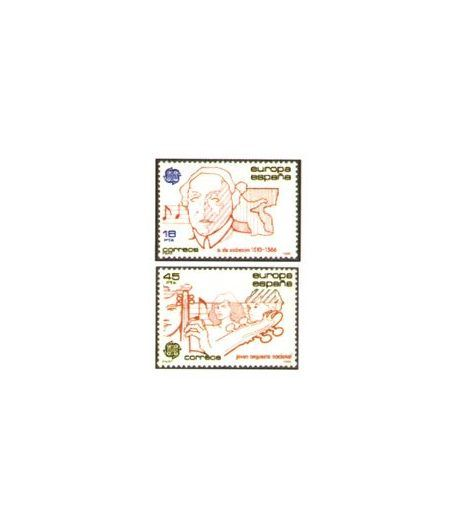 2788/89 Europa - CEPT  - 2