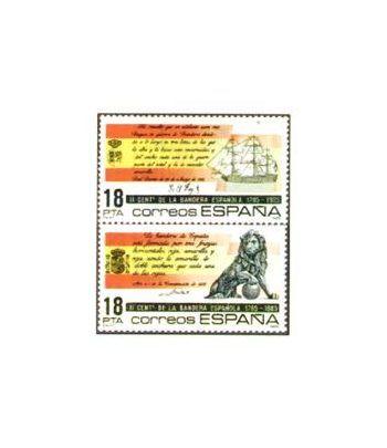 2791/92 II centenario de la Bandera Española  - 2