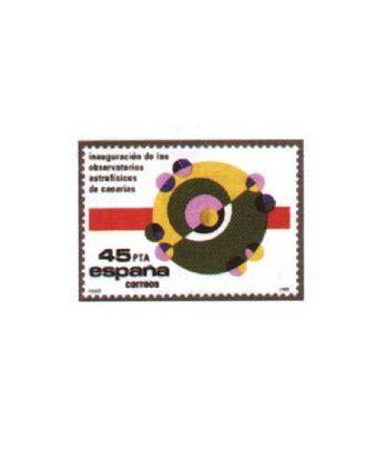 2802 Inauguración de los Observatorios Astrofísicos de Canarias  - 2