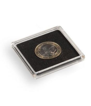 LEUCHTTURM Capsulas QUADRUM 36mm. (10) . Estuche Monedas - 8