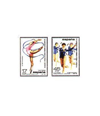 2811/12 XII Campeonato Mundial de Gimnasia Rítmica  - 2